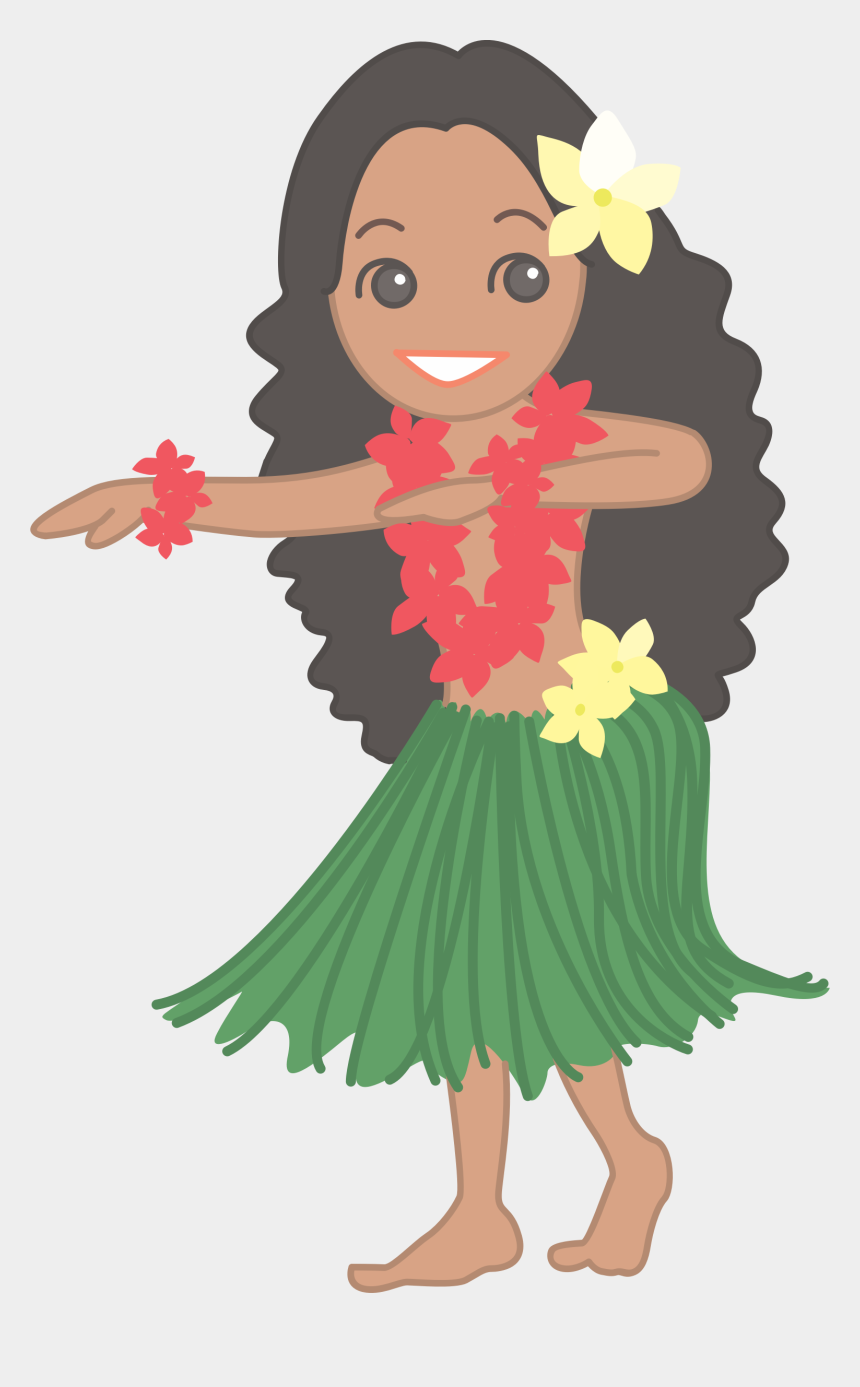 dancer clip art, Cartoons - Clip Art Details - Dancing Hawaiian Girl Clipart