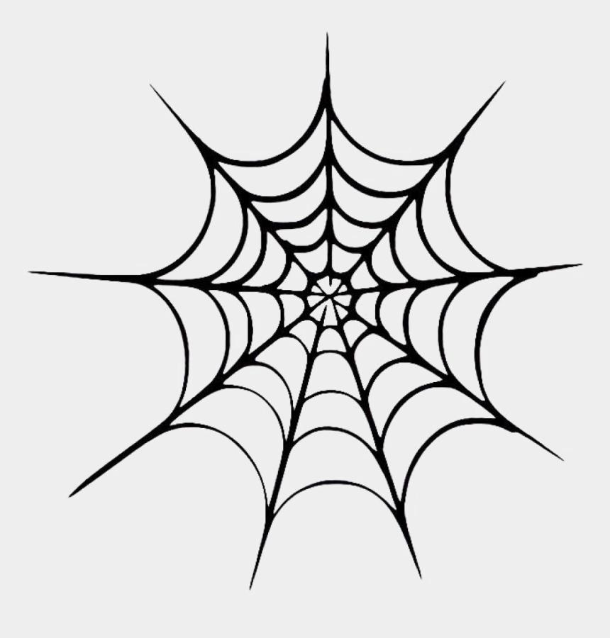 spider web clip art, Cartoons - Spider Web Png Halloween Spider Web Transparent Image - Vector Spider Web Png