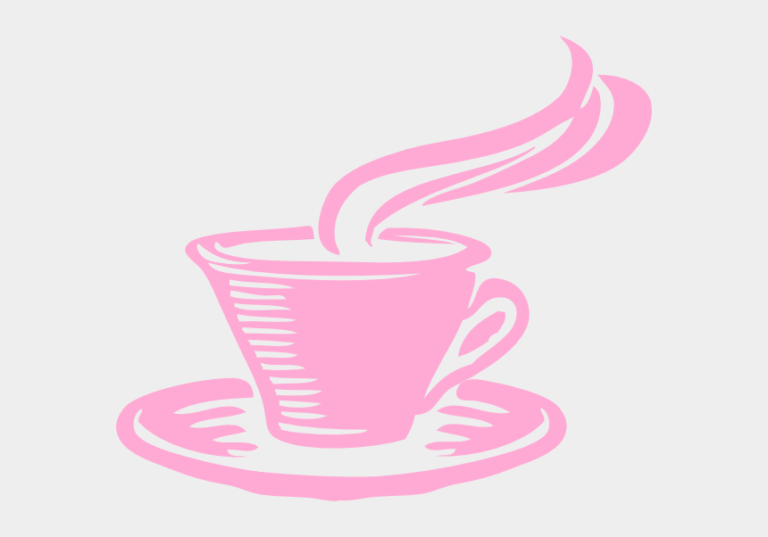 coffee cup clip art, Cartoons - Coffee Clipart Coffee Mug - Coffee Cup Clip Art Pink