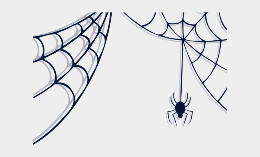 spiderweb clipart, Cartoons - Spider Web Clipart Transparent Tumblr - Хэллоуин Пнг