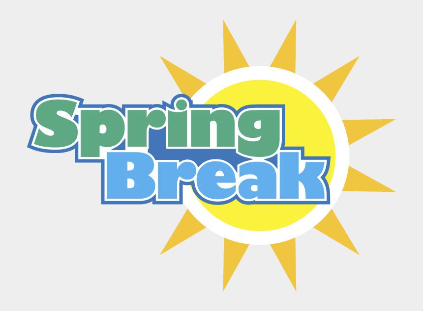 spring break clipart, Cartoons - Spring Break Events & Programs - Spring Break Middle School