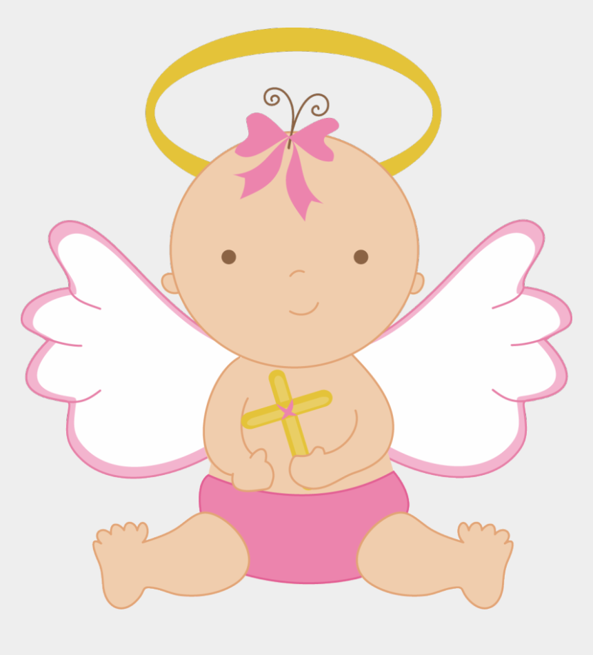 baby girl clip art, Cartoons - Baby Girl Clipart Png - Christening Clipart Png