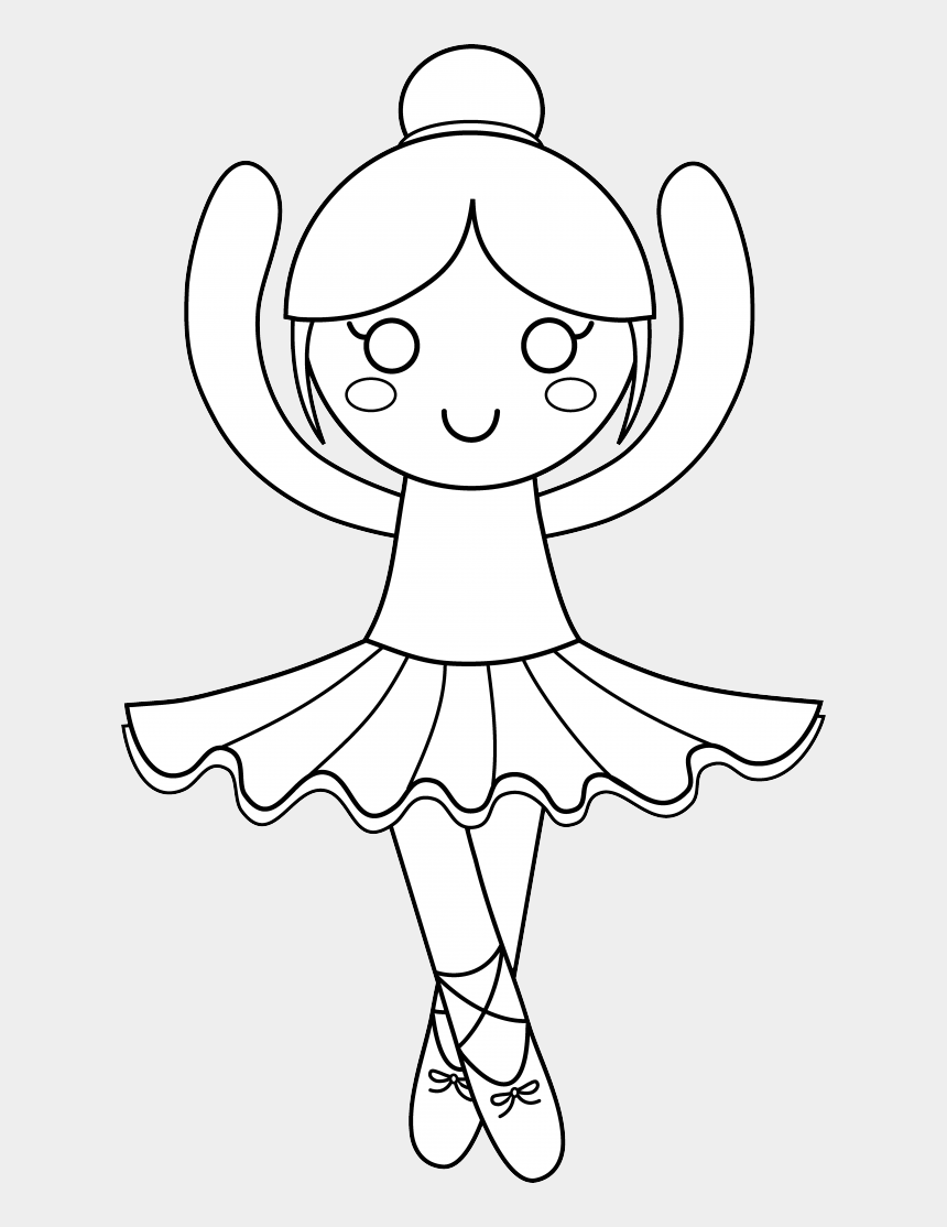 Free Printable Ballerina Colouring PagesJlongok Printable ... | 1114x860