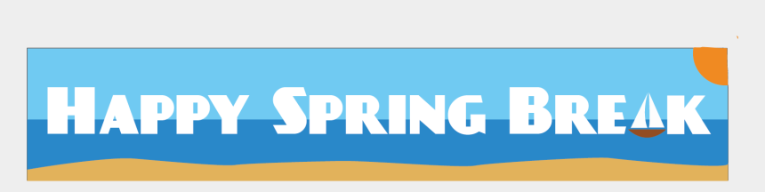 spring break clipart, Cartoons - Love Commits - Spring Break Next Week