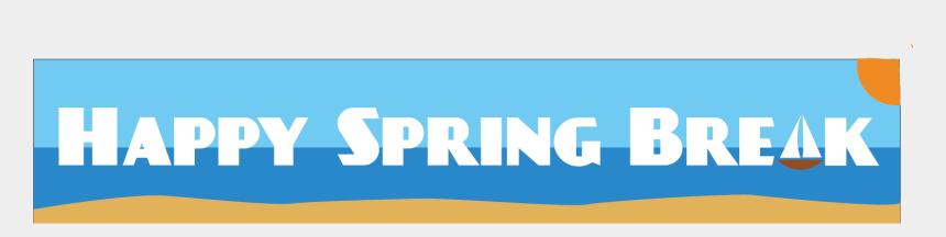 spring break clipart, Cartoons - Love Commits - Spring Break Next Week
