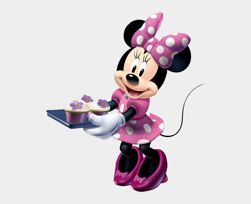 minnie mouse clipart, Cartoons - Minnie Mouse - Minnie Mouse Birthday Clipart
