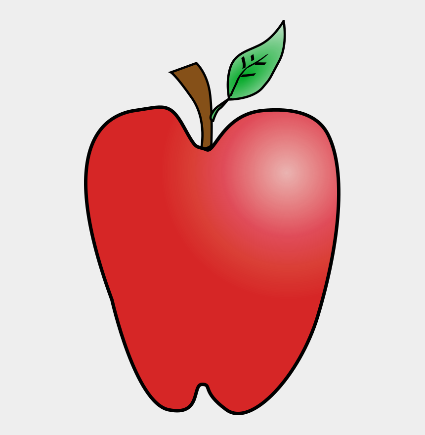 apples clipart, Cartoons - Apples Clipart Drawing - Apple Drawing Without Background