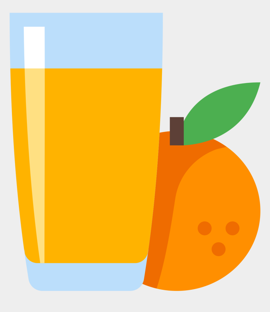 orange clip art, Cartoons - Orange Juice Icon - Juice Icon