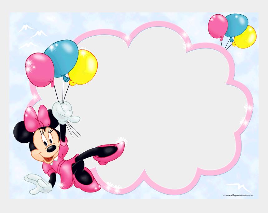 minnie mouse clipart, Cartoons - Photo Frames With Minnie Mouse - Minnie Mouse Transparent