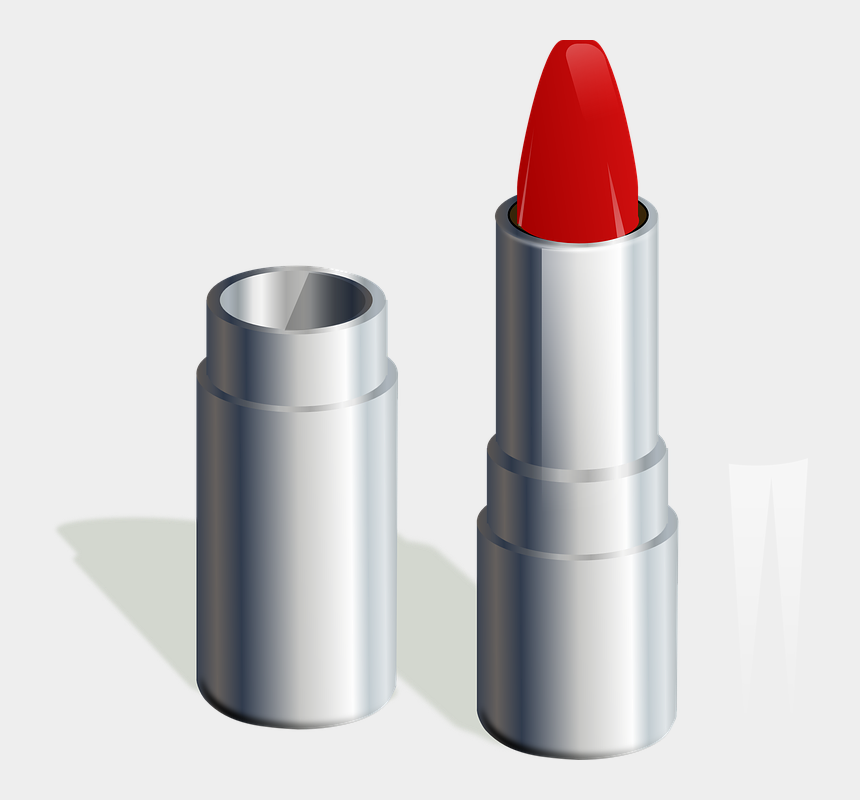 Lipstick Cosmetics Beauty Female Red Lip Gloss Animated Lipstick Png Cliparts Cartoons Jing Fm