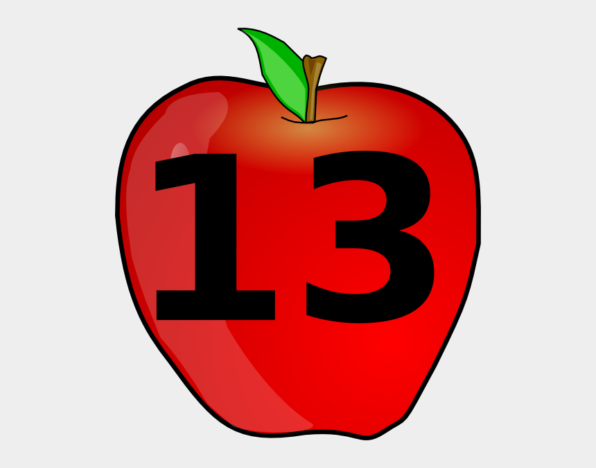 apples clipart, Cartoons - 15 Number Clip Art