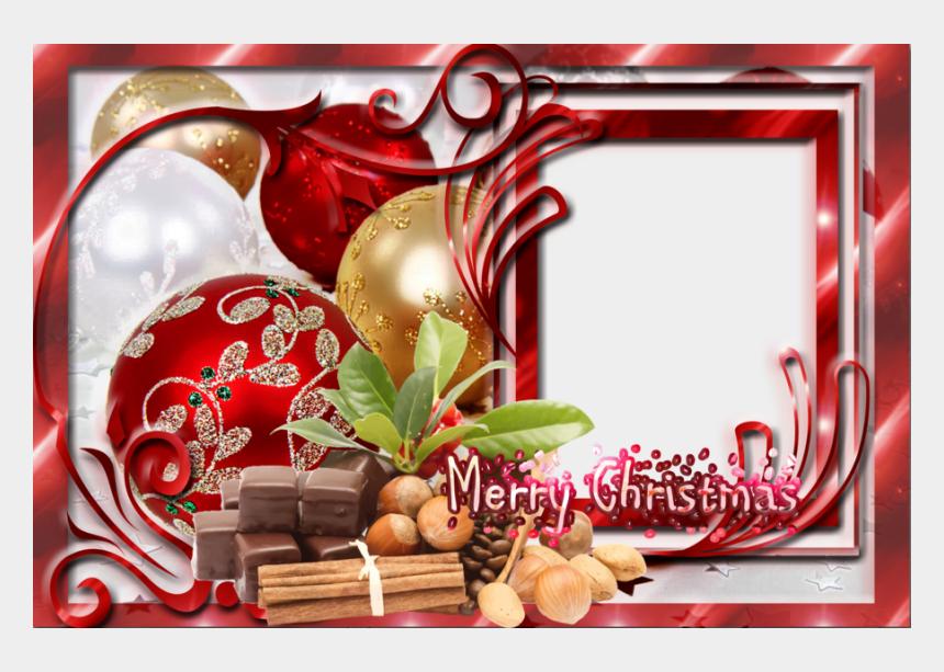 christmas clip art borders, Cartoons - Download Transparent Christmas Frames Clipart Borders - Transparent Christmas Borders And Frames Png