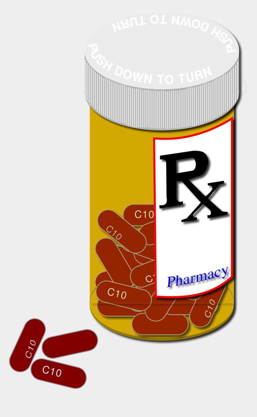 bottle clip art, Cartoons - Pill Bottle Clip Art N7 - Prescription Bottle Clip Art