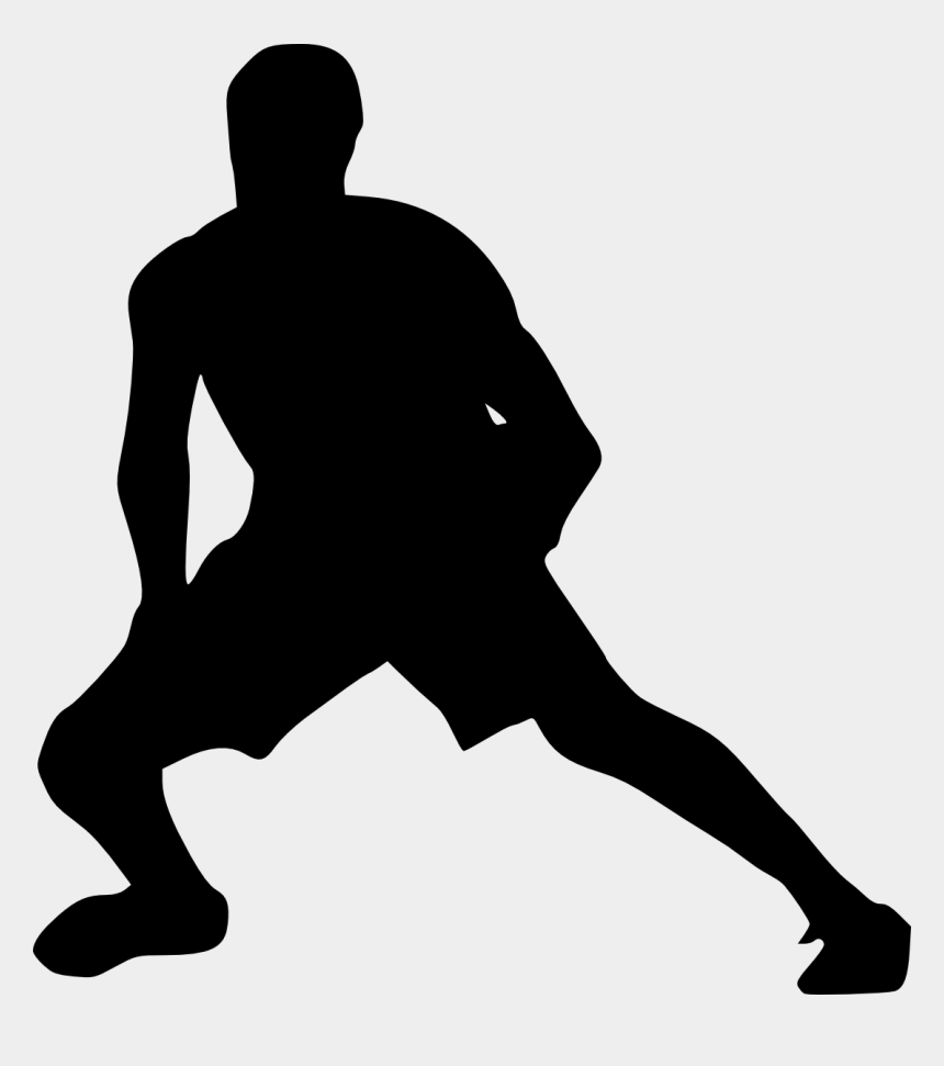 shadow clipart, Cartoons - Basketball Shadow Clipart - Basketball Player Silhouette Png