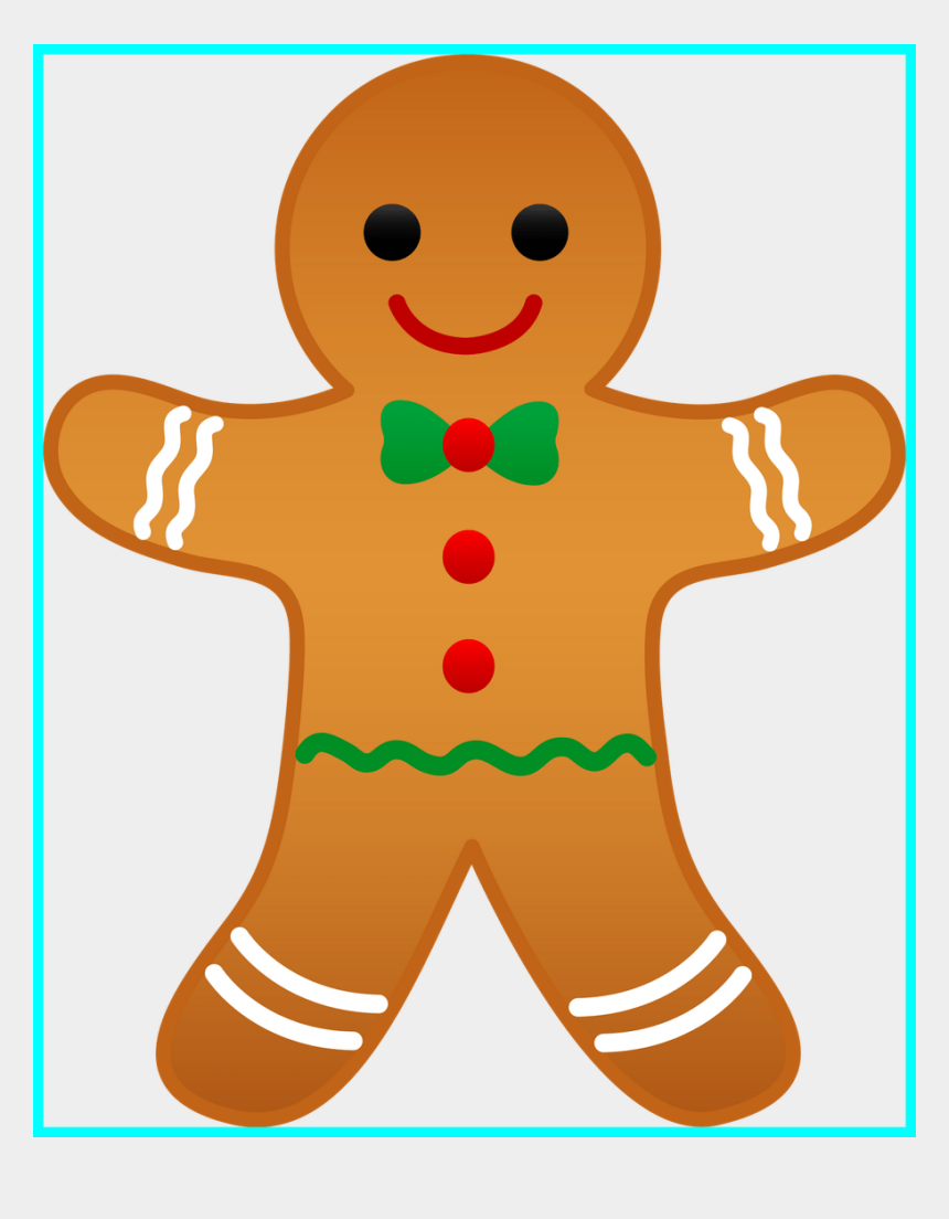 knee clipart, Cartoons - Unbelievable Pat Knees Clipartster - Christmas Gingerbread Man Clipart