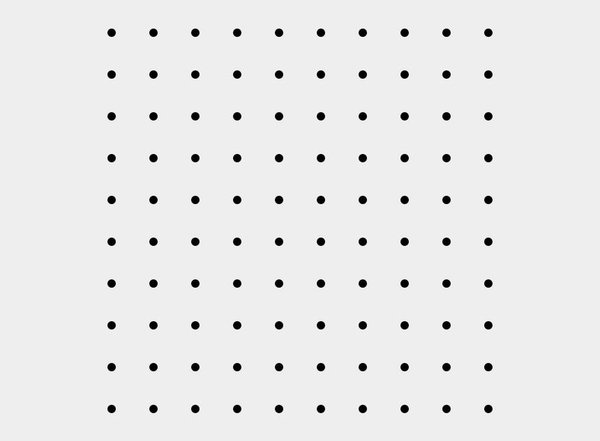 Dots Square Grid Pattern Clip Art Free Svg Vector - Black
