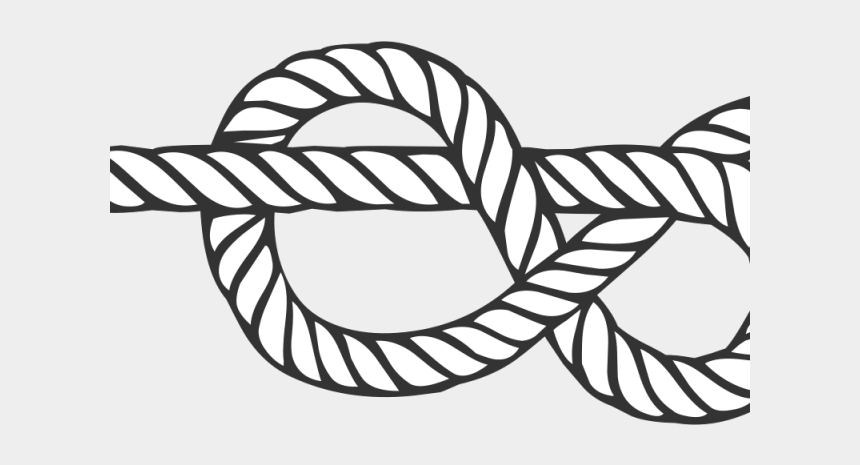 rope clip art, Cartoons - Rope Clipart Infinity Knot - Transparent Knot