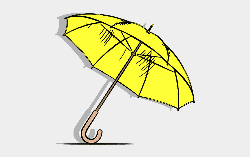 raining clipart, Cartoons - Umbrella Sunny Rain Hot Wether Clipart Sticker - Sigorta Ile Ilgili Sloganlar