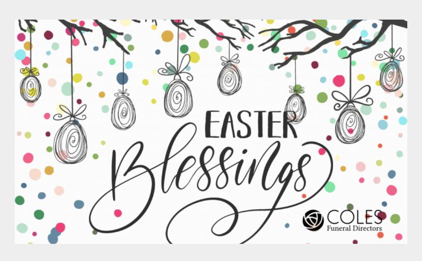 easter religious clip art, Cartoons - Spring, Easter, And Religious Funerals - Easter Blessings Clip Art