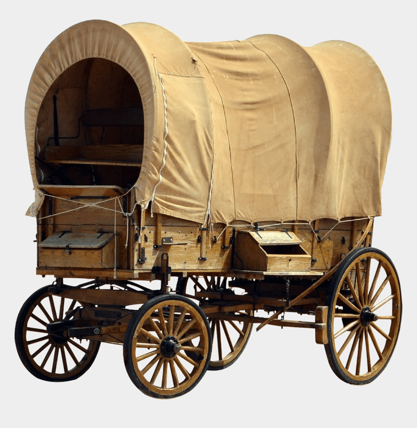wagon wheel clipart, Cartoons - Image Library Library Wild West Clipart Covered Wagon - Horse Wagon