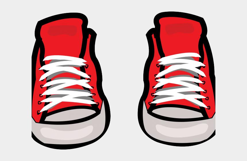 pointe shoe clipart, Cartoons - Gym Shoes Clipart Canvas Shoe - Red Shoes Converse Png