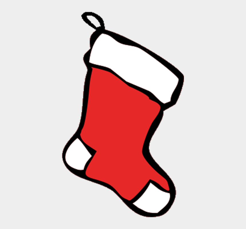 hanging christmas stockings clipart, Cartoons - A Stocking - Stocking Clip Art
