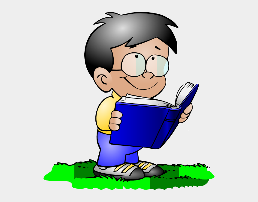 Clipart Of Reading, Read And Continuous - Happy Teachers Day