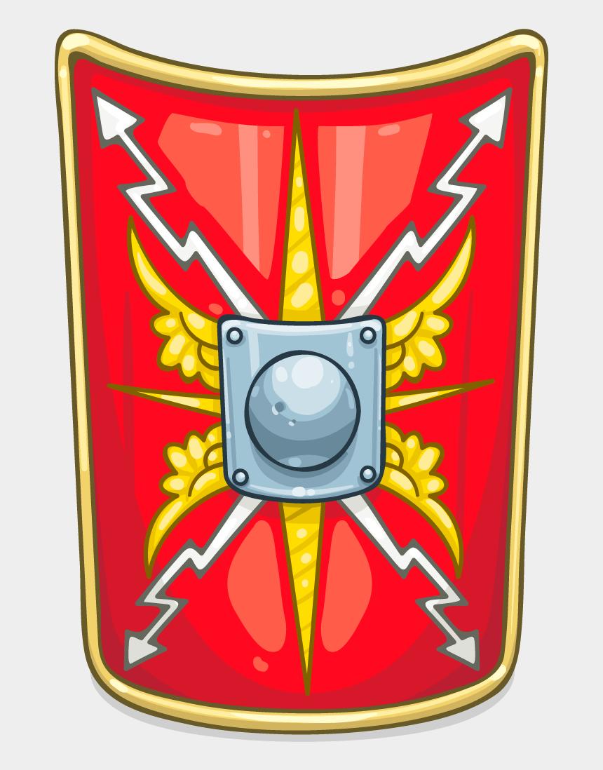 shield clipart png, Cartoons - Shield - Roman Shield Clipart