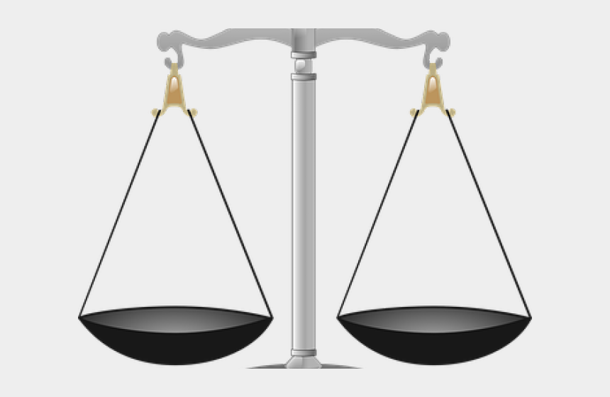 scales clipart, Cartoons - Scales Of Justice Clipart - Weighing Up An Argument