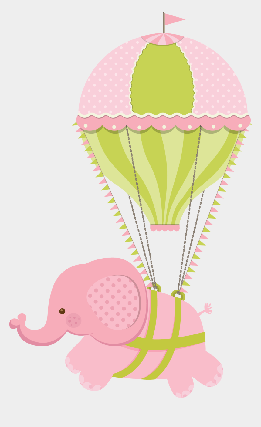toy cliparts, Cartoons - Elephant Toy Cliparts - Baby Shower Elephant Pink Png