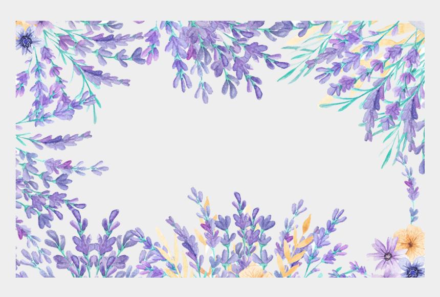 patterns clipart, Cartoons - Decorative Flower Frame Watercolor Patterns Designer - Flower Watercolor Paint Frame