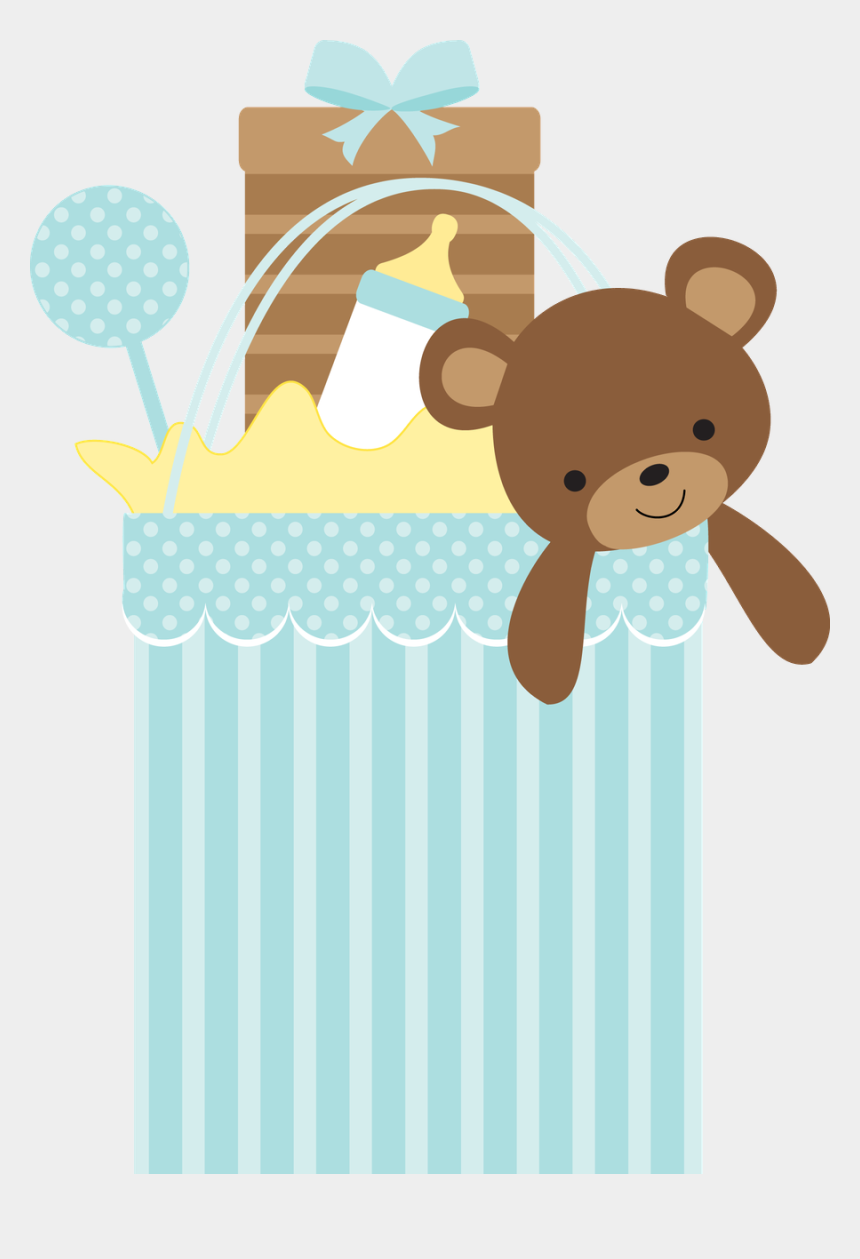 to shower clipart, Cartoons - Say Hello - Shower Baby Boy Clipart