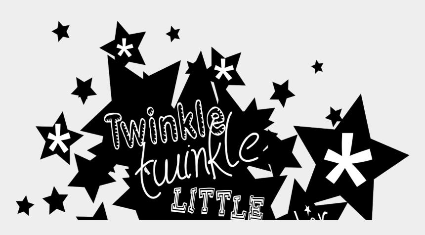 twinkle twinkle little star clipart, Cartoons - Star Clipart Twinkle Twinkle Little Star - Fête De La Musique