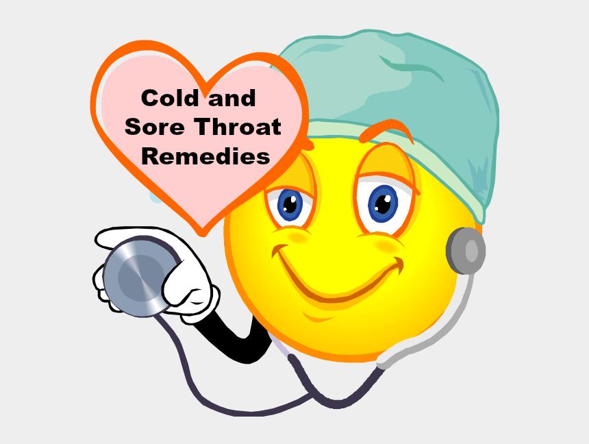 sore throat clipart, Cartoons - Cold And Sore Throat Remedies - Emoji De Doctor Gif