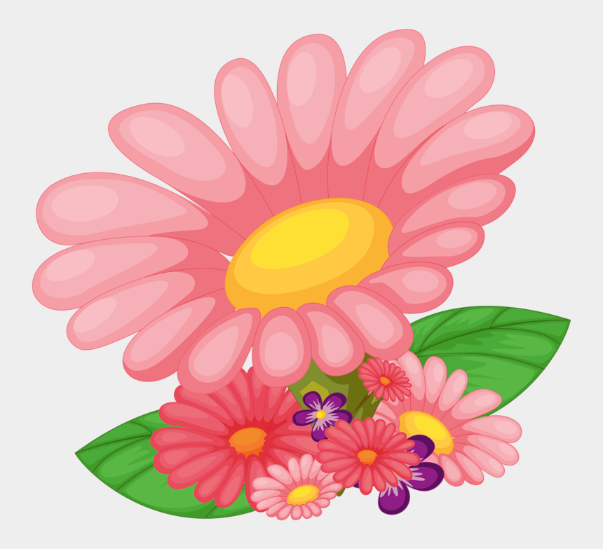 marigold clipart, Cartoons - Фото, Автор Soloveika На Яндекс - Flower Surrounded By Bees