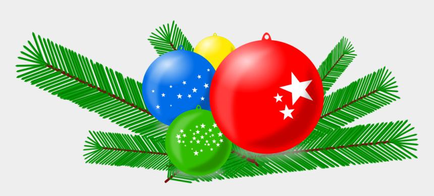 christmas ball ornament clipart, Cartoons - Christmas Balls - Bolas De Natal Desenho Png