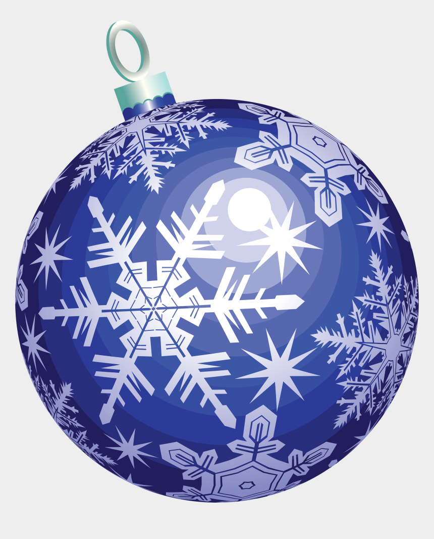 christmas ball ornament clipart, Cartoons - Christmas Ball Clipart Cheese - Blue Christmas Ball Png