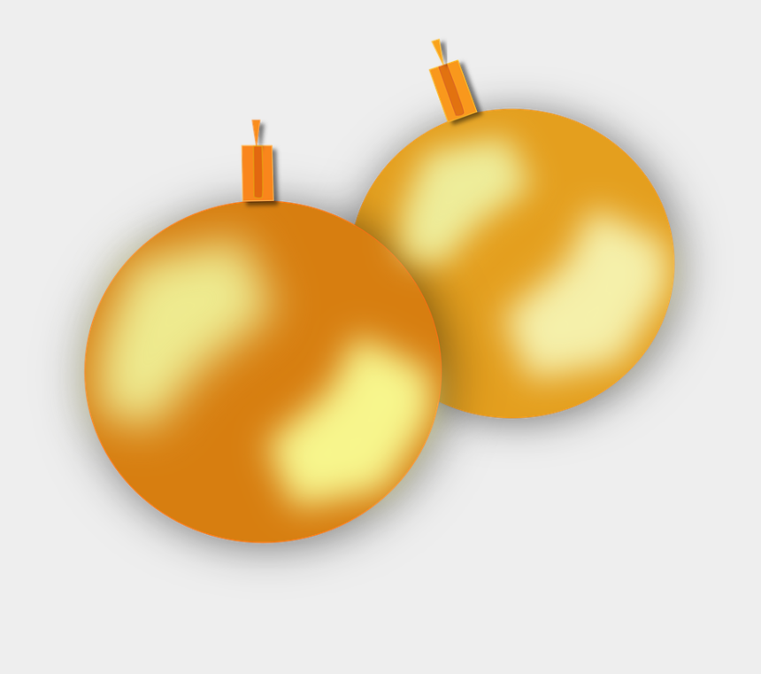 christmas ball ornament clipart, Cartoons - Ornaments Christmas Celebration Xmas Winter Season - Adornos De Navidad Png Vector