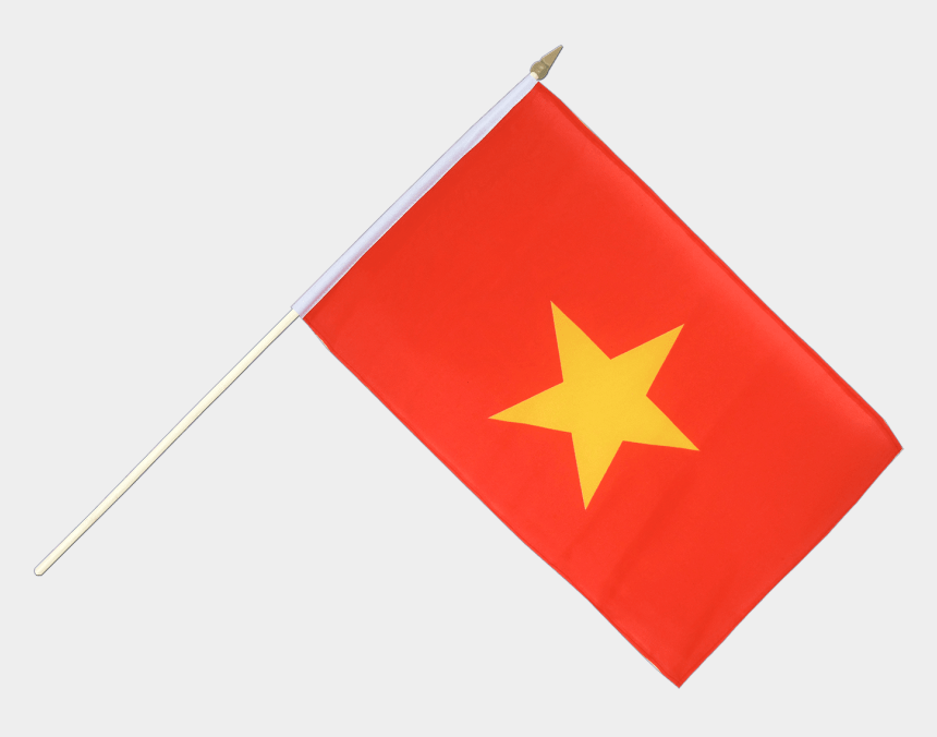 Vietnam Flag Png Image And Clipart Transparent Background Vietnam Flag On Stick Cliparts Cartoons Jing Fm