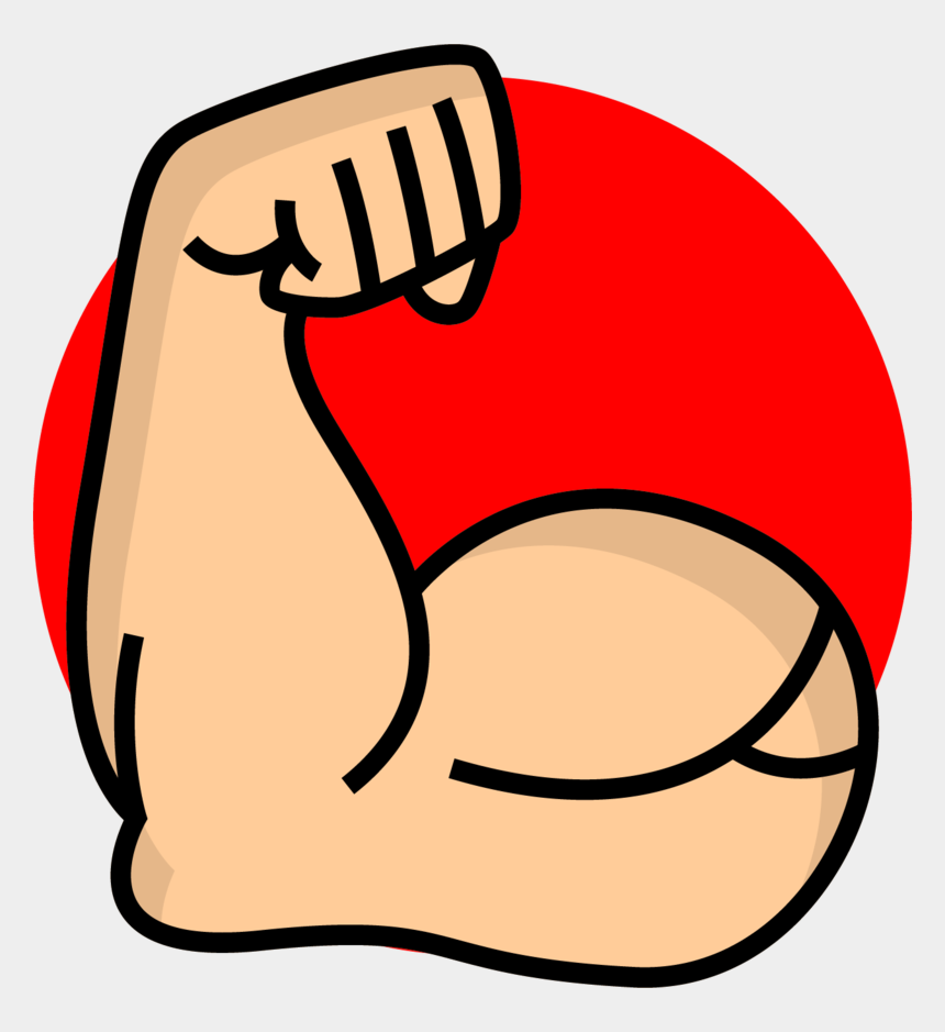 strong arm clipart, Cartoons - Limb Upper Strong Arm Icon Free Download Image - Strong Clipart Png