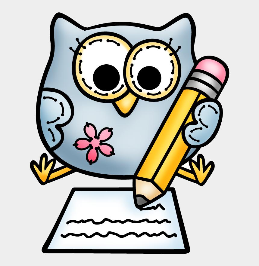 owlclipart, Cartoons - Owl Clipart Writing - Owl Clip Art Writing