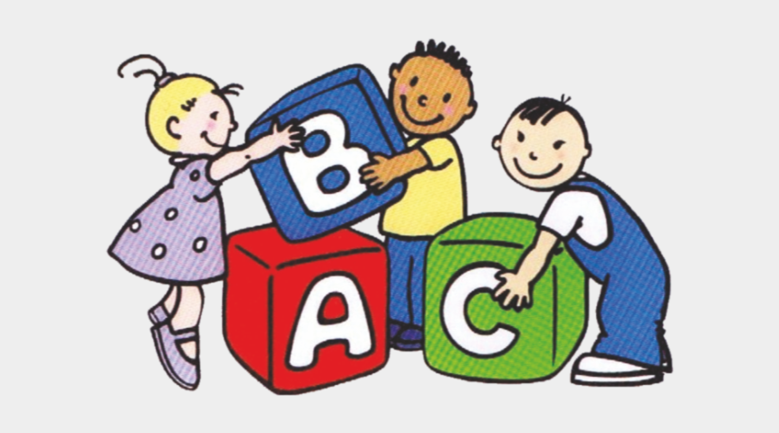 children playing with toys clipart, Cartoons - Fun And Learn - Day Care