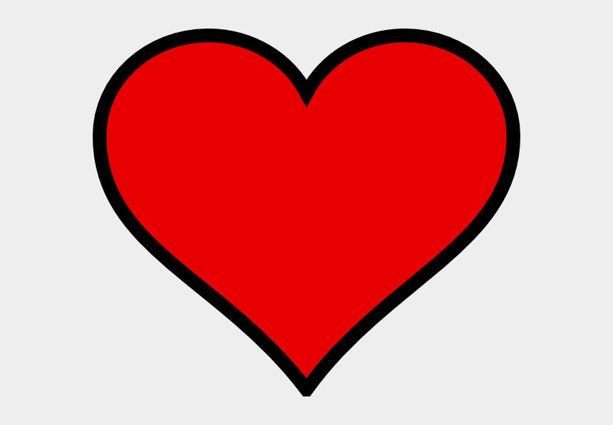 valentine hearts clipart, Cartoons - Transparent Background Heart Clipart