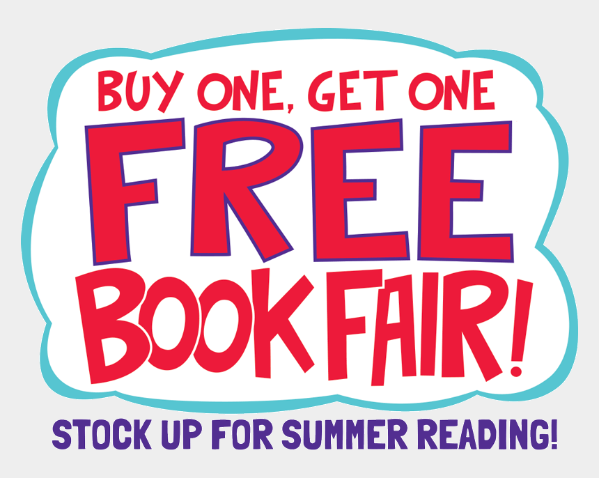 "scholastic book fair clipart, Cartoons - The ""paws For Books"" Themed Fair Is Open Each Day From - Bogo Book Fair Clipart"