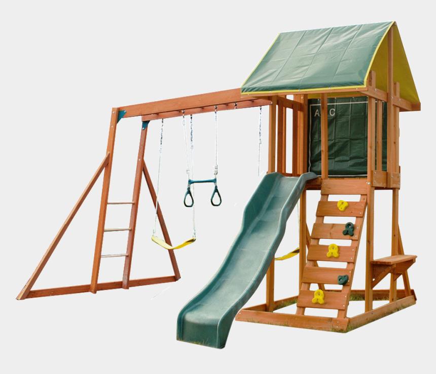 jungle gym clipart, Cartoons - Foster Climbing Frame - Portique 2 Places Avec Trapèze