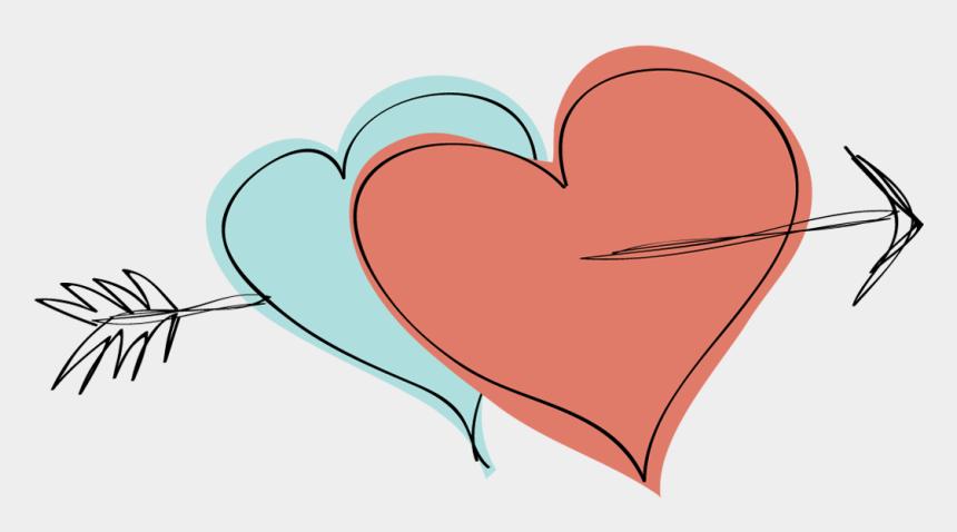 hand drawing clipart, Cartoons - Hand Drawn Wedding Scrapbook-06 - Heart