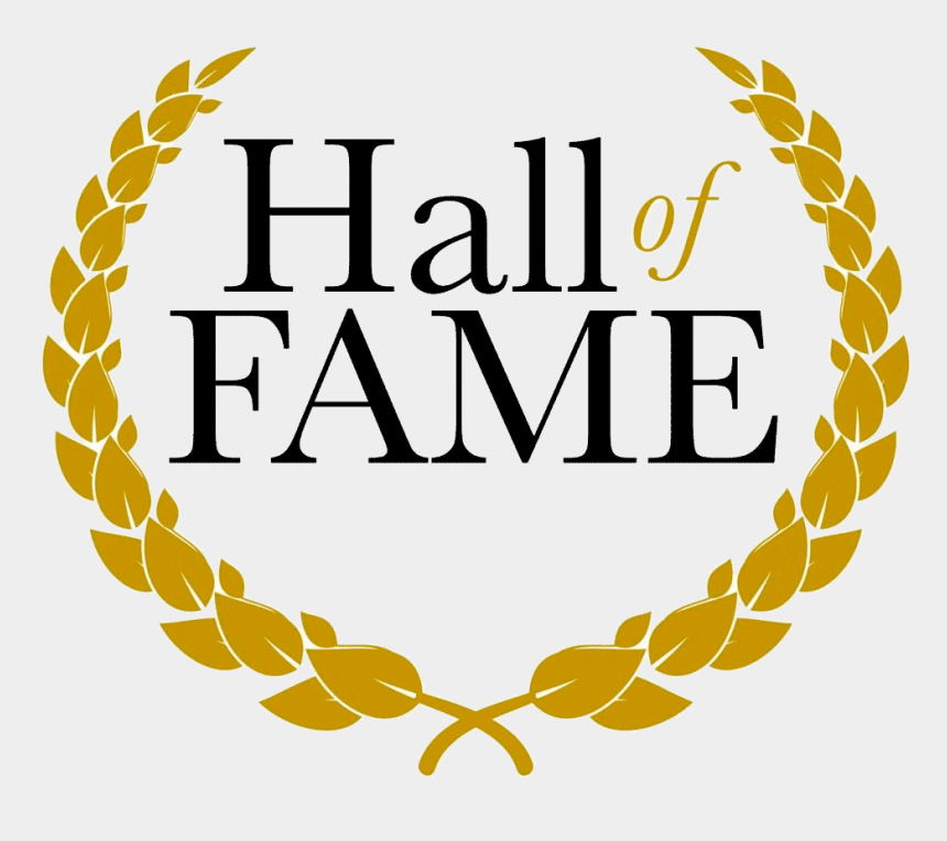 Hall Of Fame Png Hall Of Fame Text Clipart Cliparts Cartoons Jing Fm