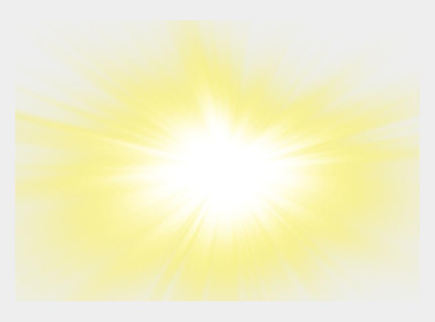 sun with rays clipart, Cartoons - Beautiful Golden Rays Glare Efficacy Sun Sunlight Clipart - Light
