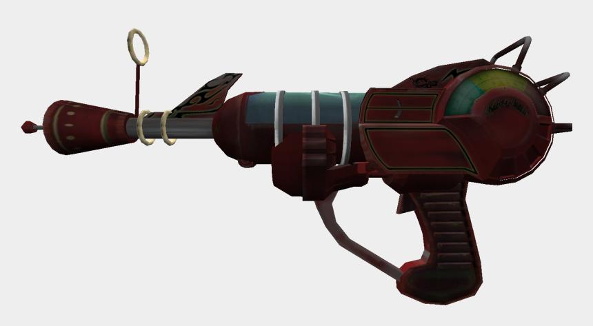 no guns clipart, Cartoons - Ray Gun - Ray Gun Waw