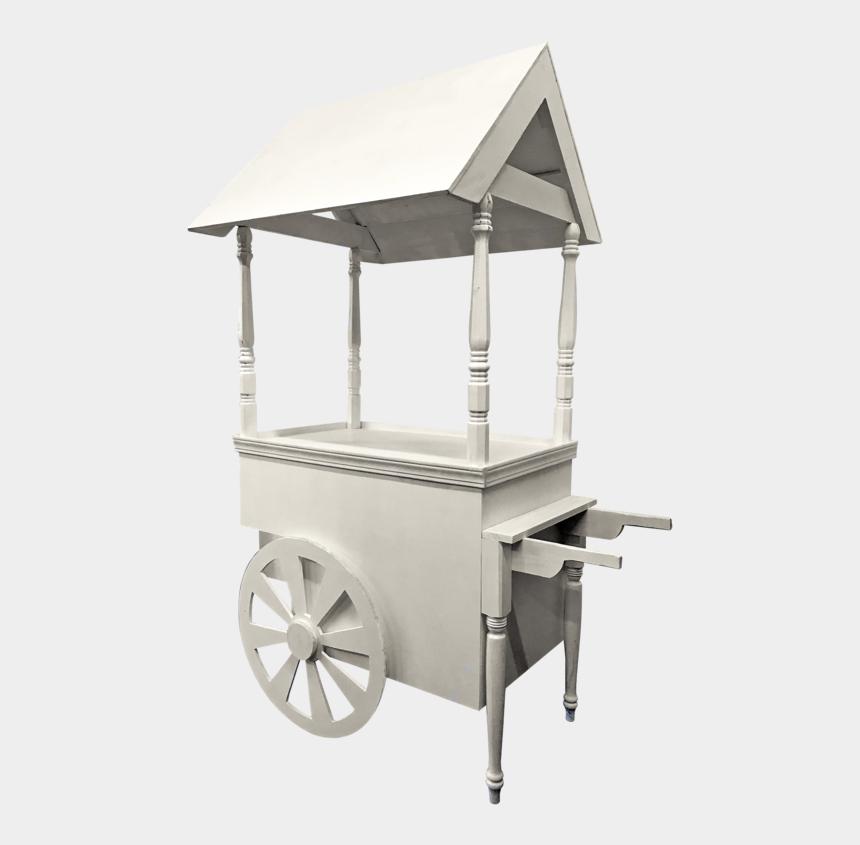 vintage hot air balloon clipart, Cartoons - White Dessert Cart - Dessert Cart